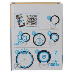 Binnenband 700X35/45 schraderventiel - 993025