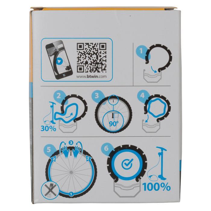 Fahrradschlauch 700×35/45 Schraderventil