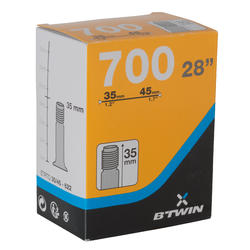 Binnenband 700X35/45 schraderventiel - 993026