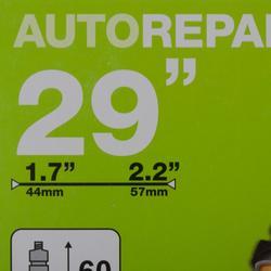 Fahrradschlauch 29 x 1,7/2,2 selbstreparierend Presta-Ventil 60 mm