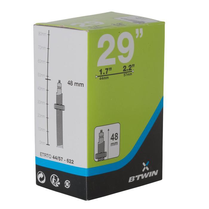 CHAMBRE A AIR 29x1,7/2,2 VALVE PRESTA 48 MM - 993035
