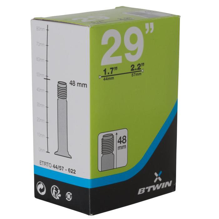 Fahrradschlauch 29 x 1,7/2,2 Schrader-Ventil