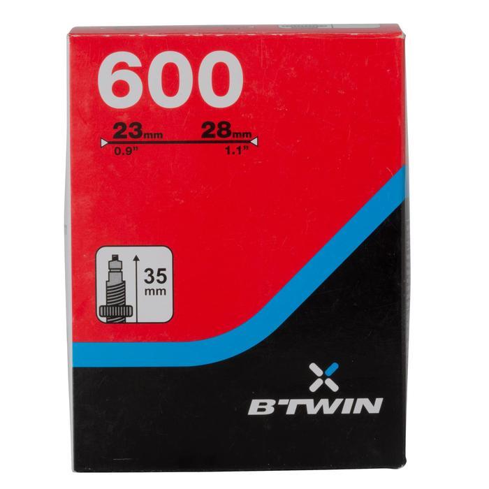 Fahrradschlauch 600 x 23/28 35-mm-Presta-Ventil