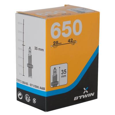 650x28/42 Inner Tube - Presta