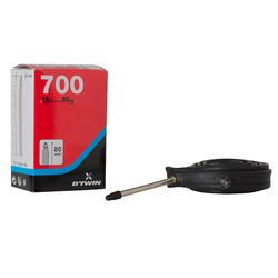 Binnenband 700x18/25 Presta-ventiel 80 mm - 993074