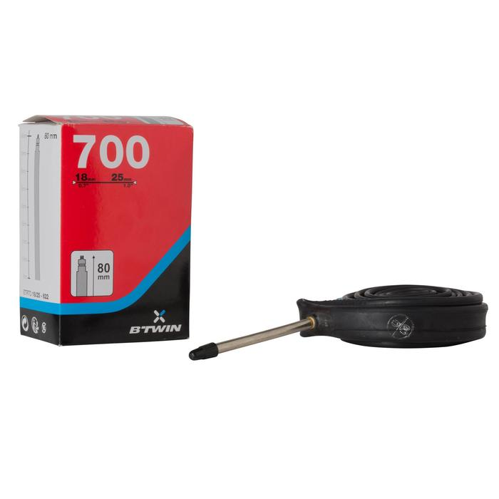 Binnenband 700x18/25 Presta 80mm
