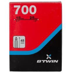 BINNENBAND 700X18/25 MET PRESTAVENTIEL 48 MM