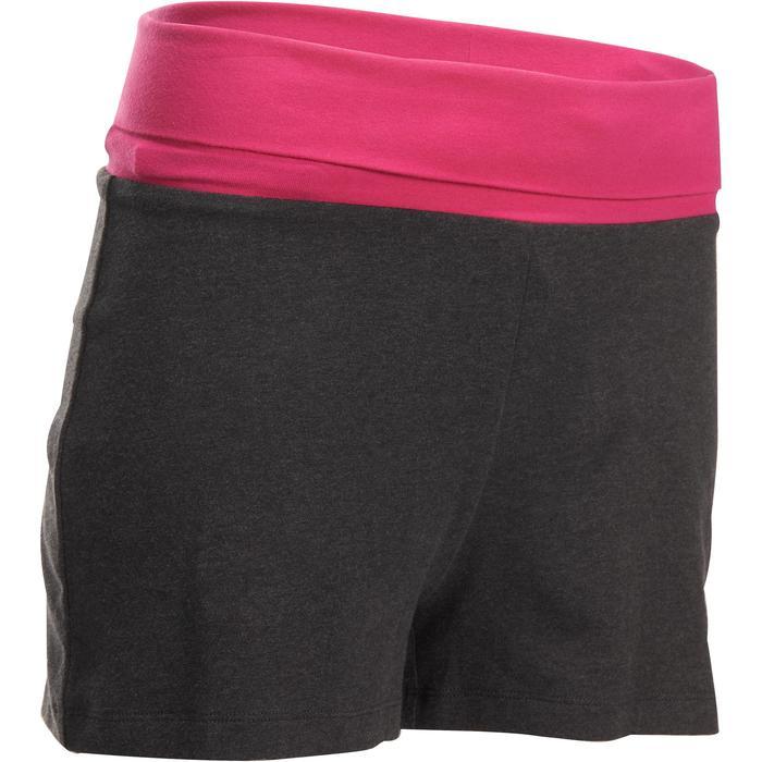 Short yoga coton bio femme - 993206