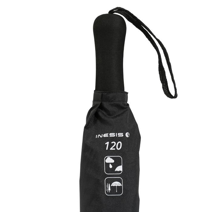 Golfparaplu 120 zwart