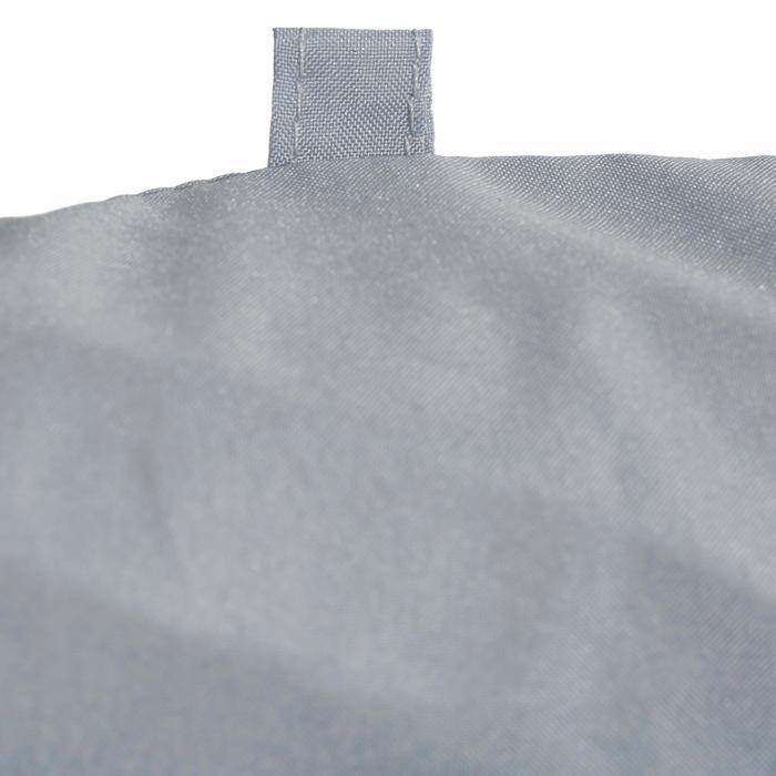 Golfparaplu 120 grijs