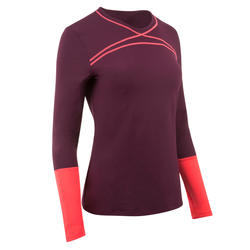 T-shirt Essential dames tennis/badminton/tafeltennis/padel/squash
