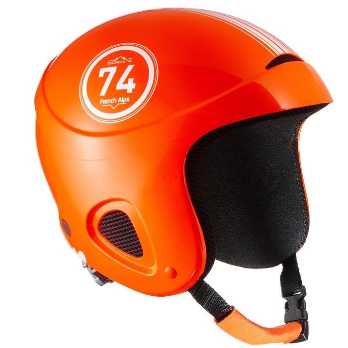 Casque de ski et de snowboard enfant H 400 JR blanc. - 994674