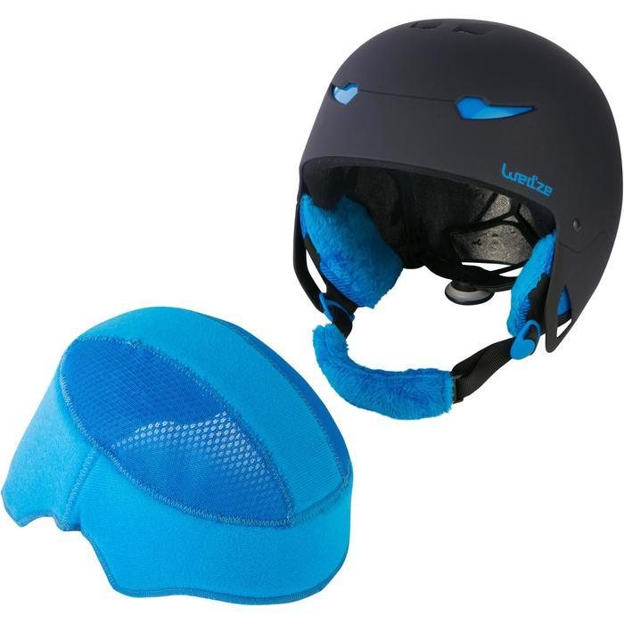 Casque de ski et de snowboard enfant Stream 500 JR noir. - 994711
