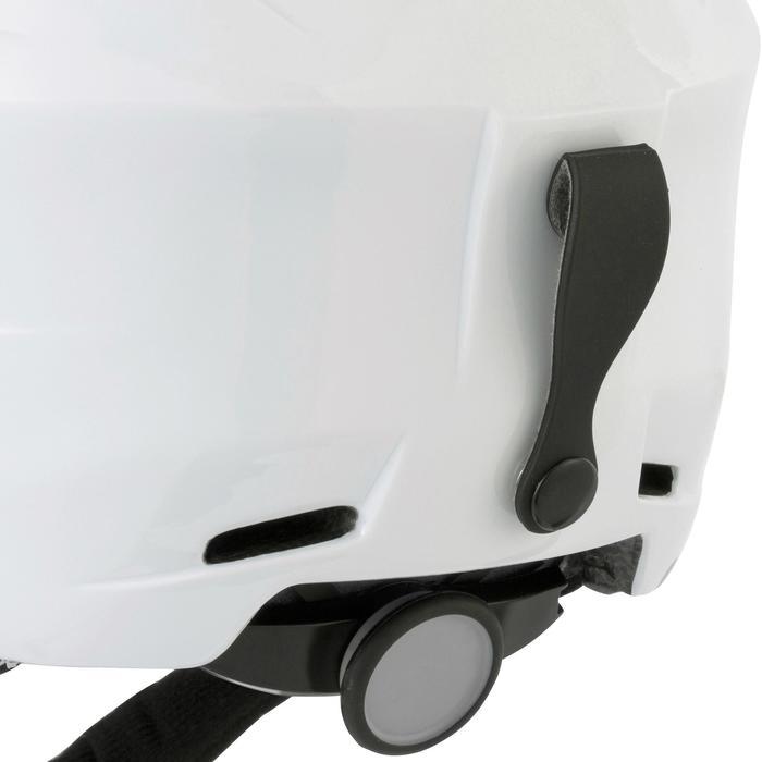 Skihelm H 300 Erwachsene weiß