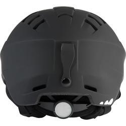Skihelm H 300 Erwachsene schwarz
