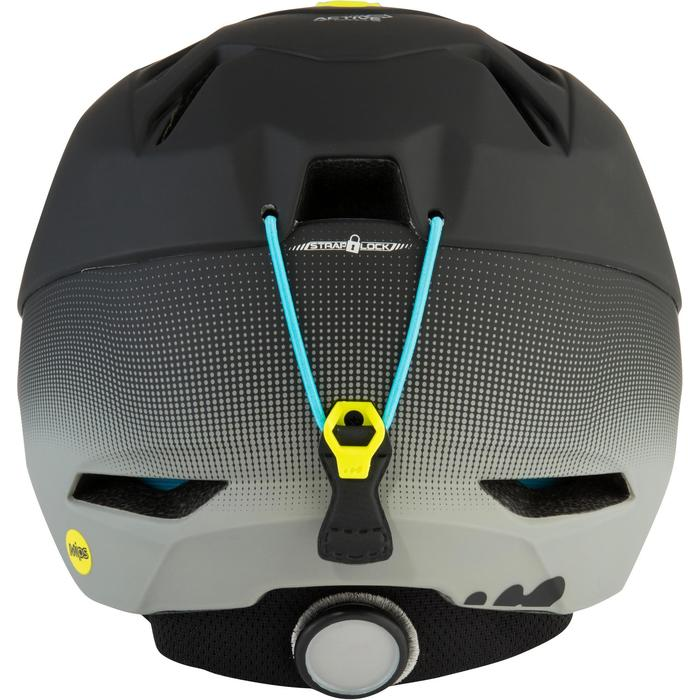 Casque de ski All Mountain adulte Carv 700 Mips noir.