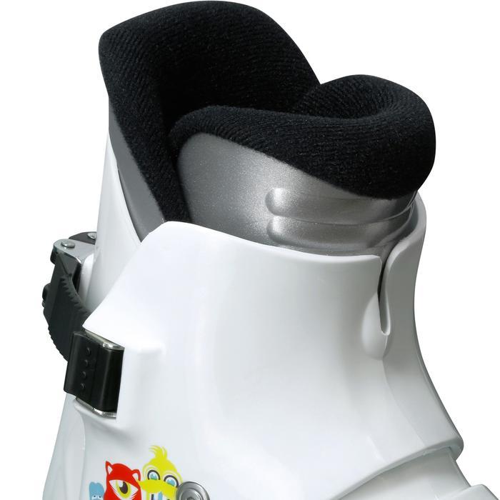 CHAUSSURES DE SKI ENFANT SKI BOOT KID 300 BLANCHES