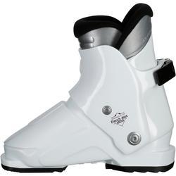 Skischoenen voor kinderen 100 wit