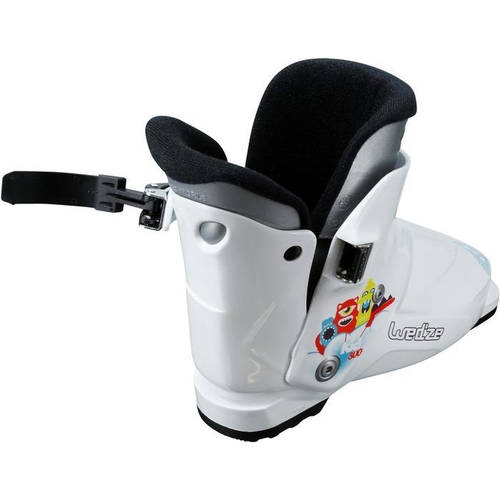 CHAUSSURES DE SKI ENFANT SKI BOOT KID 300 BLANCHES - 994945