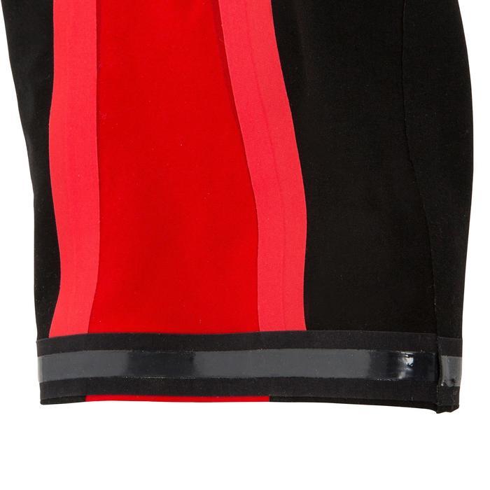 Combinaison de compétition de natation FINA femme B-Fast noir rouge - 994973