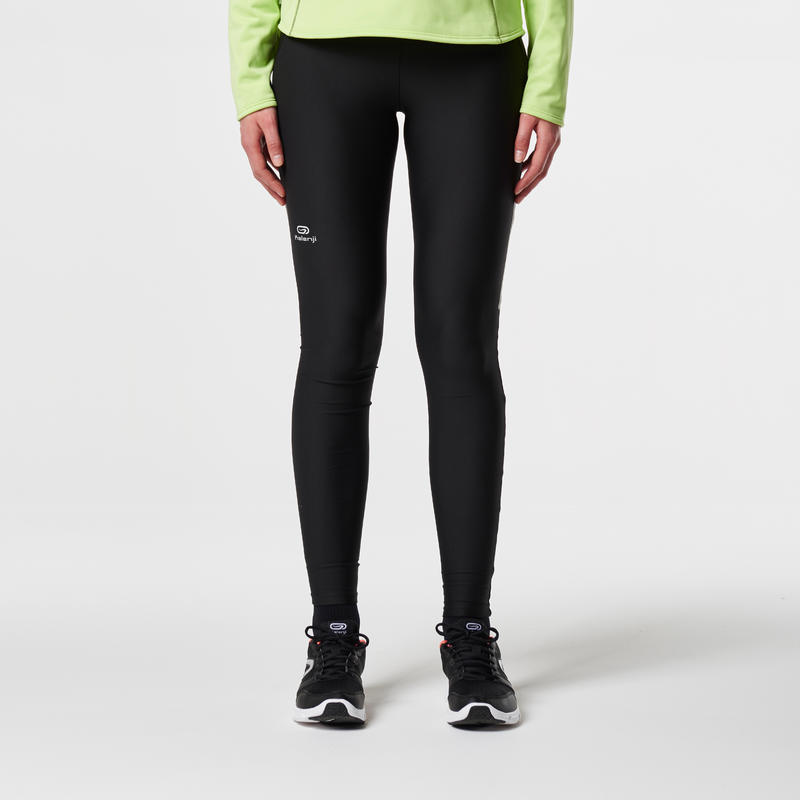 dd8a155b8d93f Buy Ekiden Dry Black Women Running Tights Online India