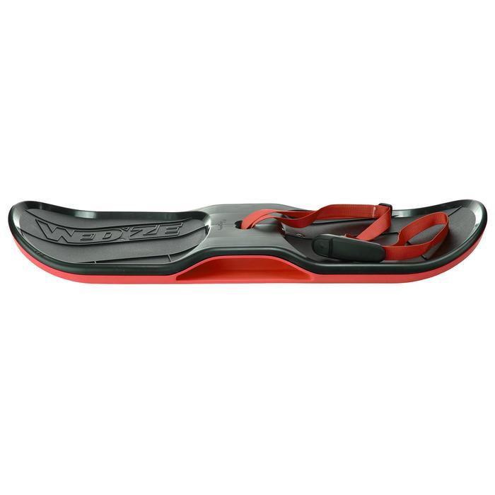 Snow skate enfant boardslide noir - 995225