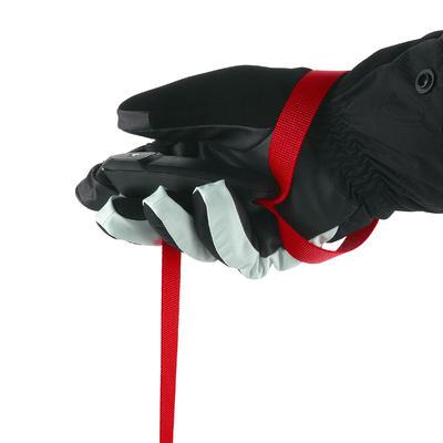 Snowskate Boardslide - Black Red