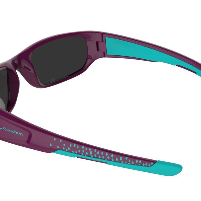 Lunettes de soleil ski randonnée enfant + de 7 ans TEEN 800 bleues catégorie 4 - 995303