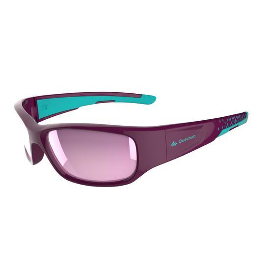 Zonnebril Teen 800 voor skiën en bergsporten, kinderen > 7, categorie 4 - 995306
