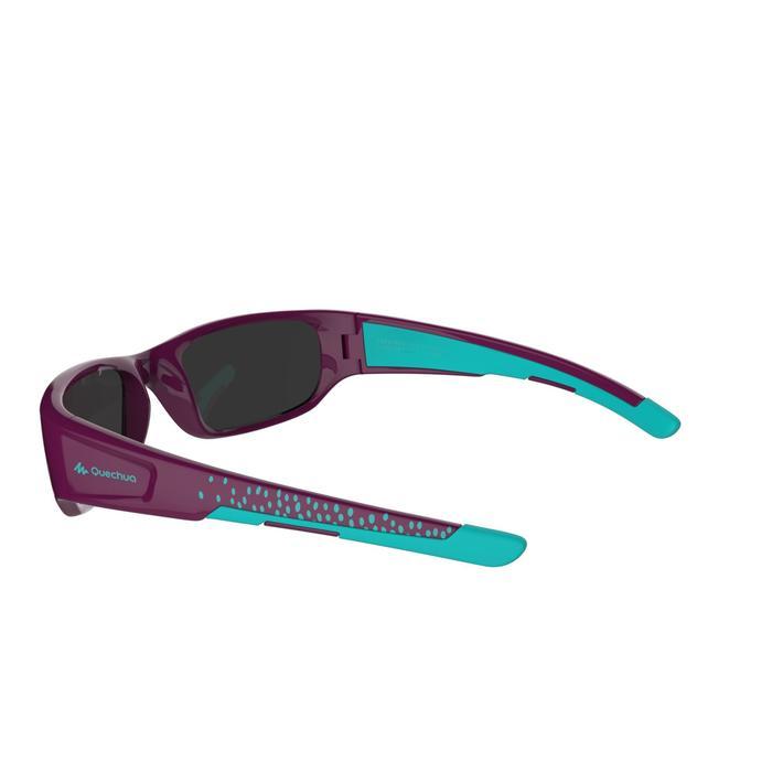 Lunettes de soleil ski randonnée enfant + de 7 ans TEEN 800 bleues catégorie 4 - 995309