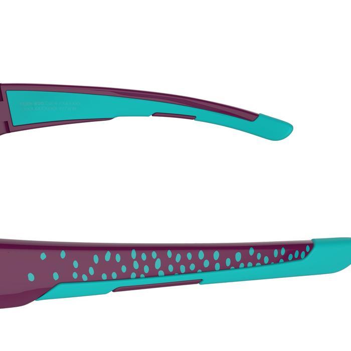Lunettes de soleil ski randonnée enfant + de 7 ans TEEN 800 bleues catégorie 4 - 995312