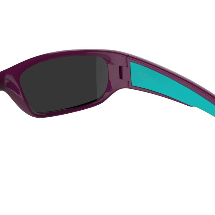 Lunettes de soleil ski randonnée enfant + de 7 ans TEEN 800 bleues catégorie 4 - 995314