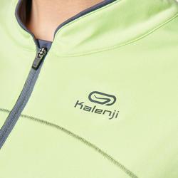 Loopshirt met lange mouwen dames Ekiden Warm - 995328