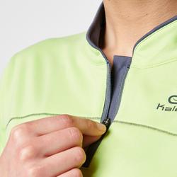 Loopshirt met lange mouwen dames Ekiden Warm - 995333