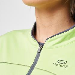 Loopshirt met lange mouwen dames Ekiden Warm - 995334