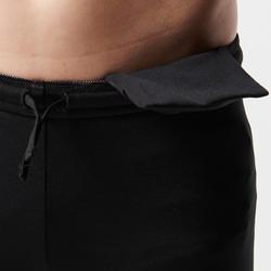 run warm children's athletics tights - black