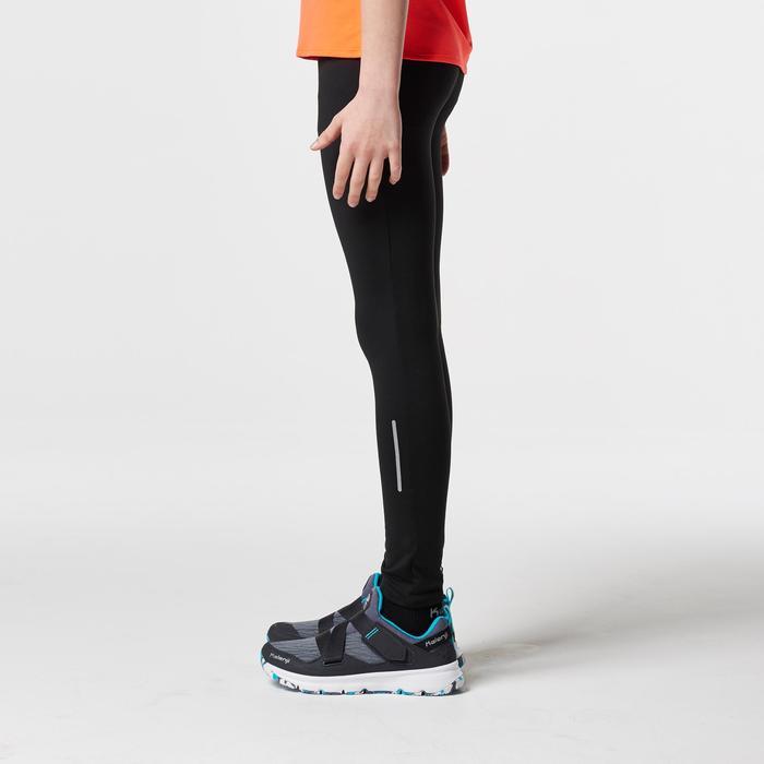 Atletiekbroek voor kinderen Run Dry zwart