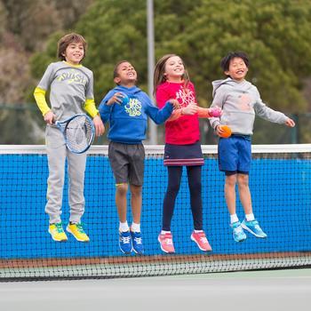 2-in-1 kindershort Thermic 500 tennis badminton tafeltennis padel squash - 995633
