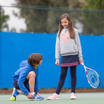 TR130 23 Girls' Tennis Racket - White/Pink