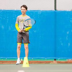Short Thermic kinderen 2 in 1 tennis/badminton/tafeltennis/padel/squash - 995659