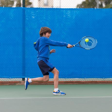 raquette de tennis enfant pr700 jr 23 bleu artengo. Black Bedroom Furniture Sets. Home Design Ideas