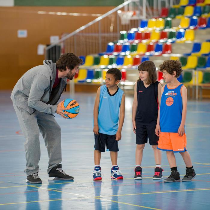 Maillot basketball enfant Réversible - 996976