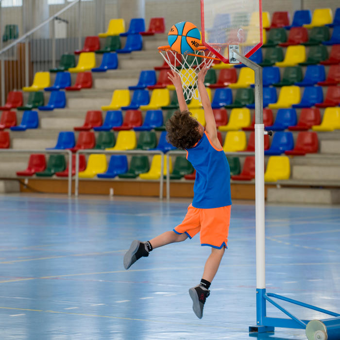tarmak ballon de basketball enfant wizzy taille 5 fiba. Black Bedroom Furniture Sets. Home Design Ideas