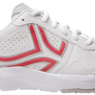 נעלי טניס לנשים TS830 - לבן/ורוד