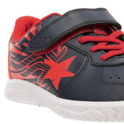 TS130 Kids' Tennis Shoes - Blue/Red