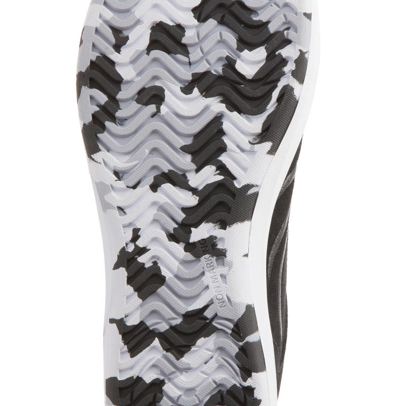 TS730 Tennis Shoes - Black