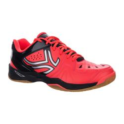 BS800 Badminton Shoes - Black/Orange