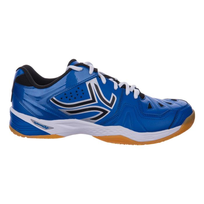 Badmintonschoenen BS800 - blauw/zwart