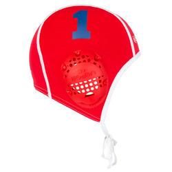 Set van 13 badmutsen voor waterpolo, volwassenen training - 997499