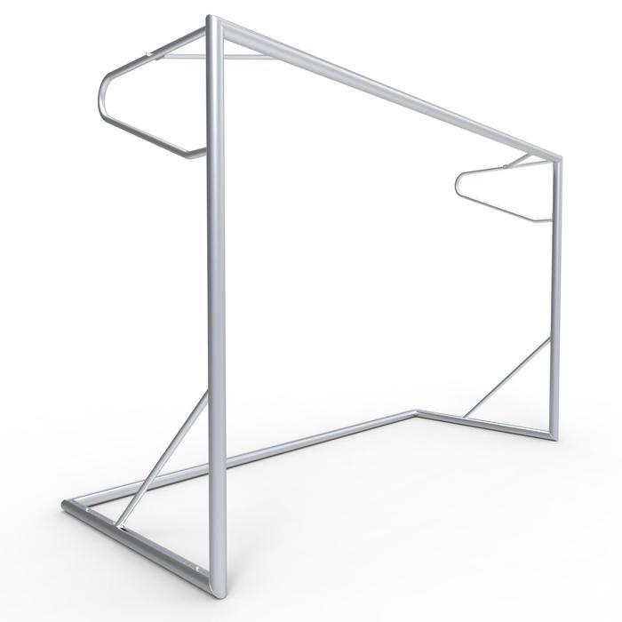Goal en aluminium